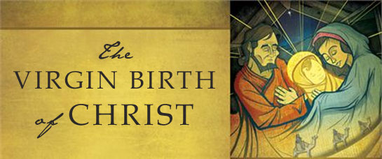 the virgin birth of jesus The virgin birth points to christ's divinity and his sinlessness (more on both of  these things shortly) so it was fitting for the sinless god-man to.