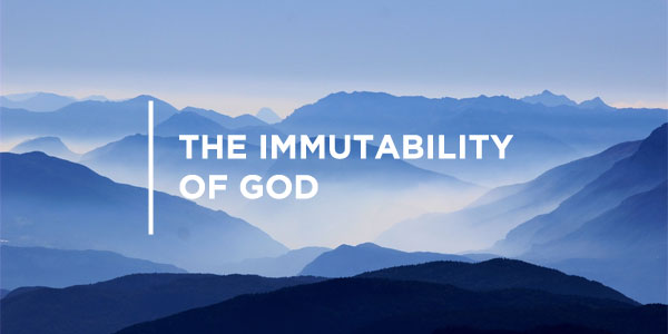 Who is God? Is He Immutable? Does He ever change? | Jesus Quotes and God Thoughts