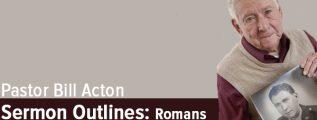 Pastor Bill Romans