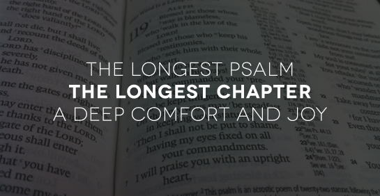 Psalm For Comfort